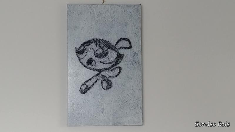 molly-powepuff-girl-string-art